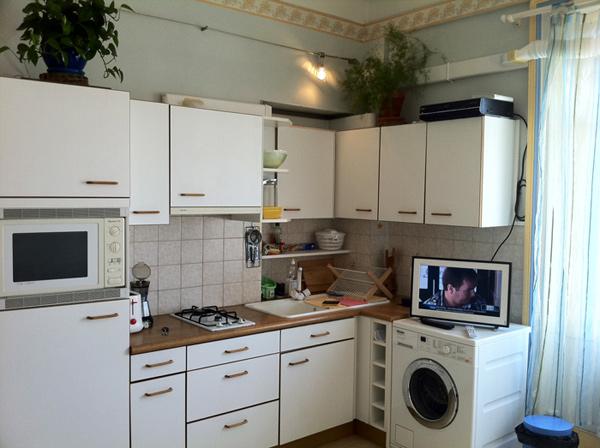itsasondoan saint jean de luz apartamento en alquiler por semanas sal n de estar cocina. Black Bedroom Furniture Sets. Home Design Ideas