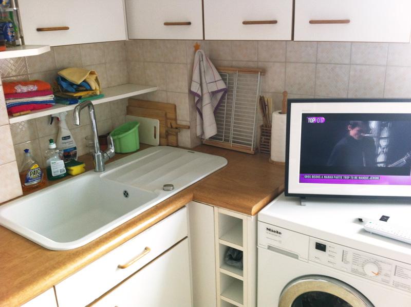 itsasondoan donibane lohizune saint jean de luz location par semaines s jour cuisine. Black Bedroom Furniture Sets. Home Design Ideas